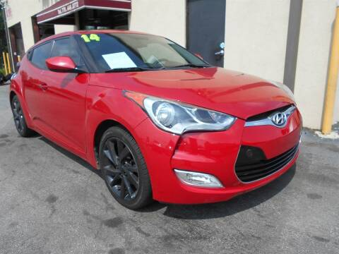 2014 Hyundai Veloster for sale at AutoStar Norcross in Norcross GA