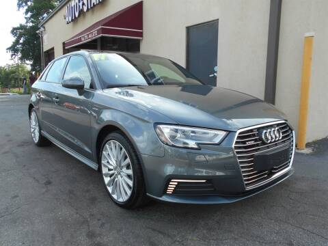 2017 Audi A3 Sportback e-tron for sale at AutoStar Norcross in Norcross GA