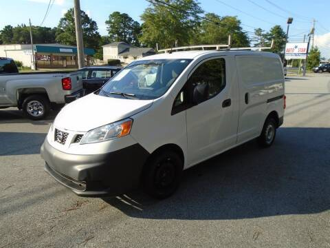 2016 Nissan NV200 for sale at AutoStar Norcross in Norcross GA