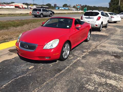 2005 Lexus SC 430 for sale in Cabot, AR