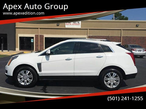 2013 cadillac srx for sale at apex auto group in cabot ar