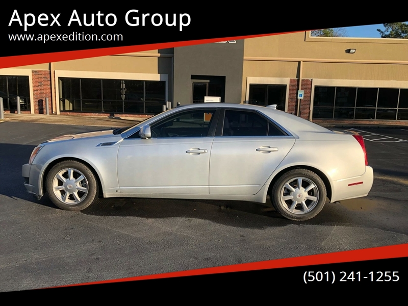 2009 Cadillac Cts 3 6l V6 In Cabot Ar Apex Auto Group