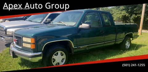 1997 GMC Sierra 1500 for sale in Cabot, AR