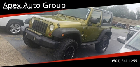 2008 Jeep Wrangler for sale in Cabot, AR