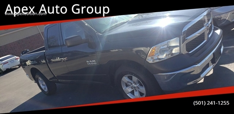 2013 RAM Ram Pickup 1500 Tradesman for sale at Apex Auto Group in Cabot AR