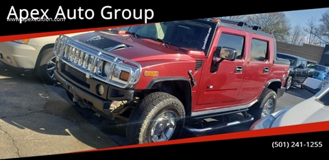 2005 HUMMER H2 SUT for sale at Apex Auto Group in Cabot AR
