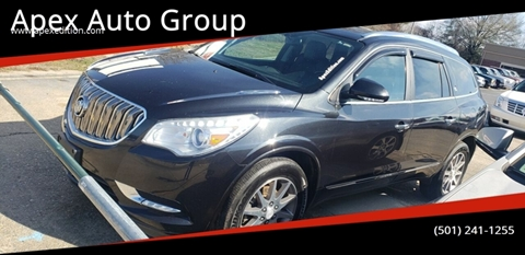 2013 Buick Enclave Leather for sale at Apex Auto Group in Cabot AR