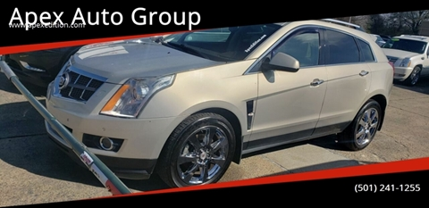 2010 Cadillac SRX Performance Collection for sale at Apex Auto Group in Cabot AR