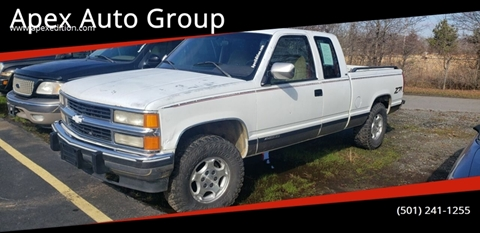1994 Chevrolet C/K 1500 Series K1500 Silverado for sale at Apex Auto Group in Cabot AR