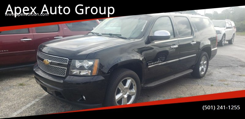 2013 Chevrolet Suburban for sale at Apex Auto Group in Cabot AR