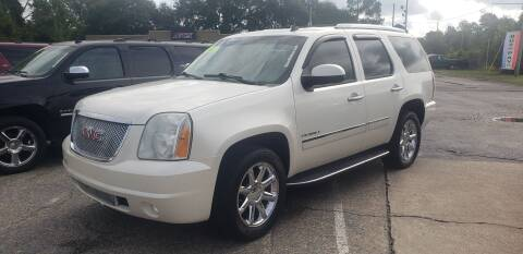 2011 GMC Yukon for sale at Apex Auto Group in Cabot AR
