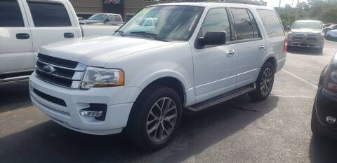 2015 Ford Expedition for sale at Apex Auto Group in Cabot AR