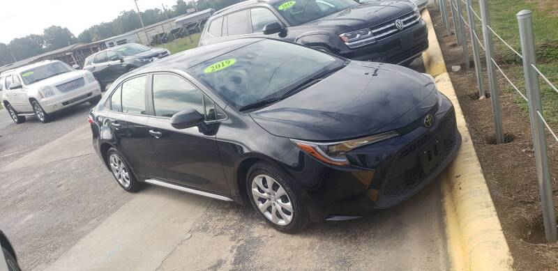 2020 Toyota Corolla for sale at Apex Auto Group in Cabot AR
