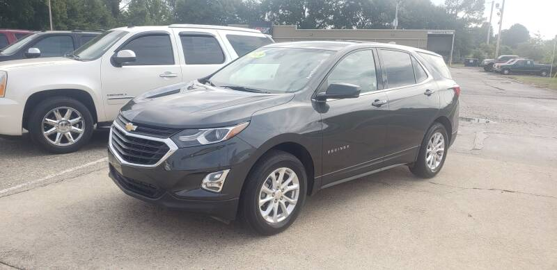 2020 Chevrolet Equinox for sale at Apex Auto Group in Cabot AR