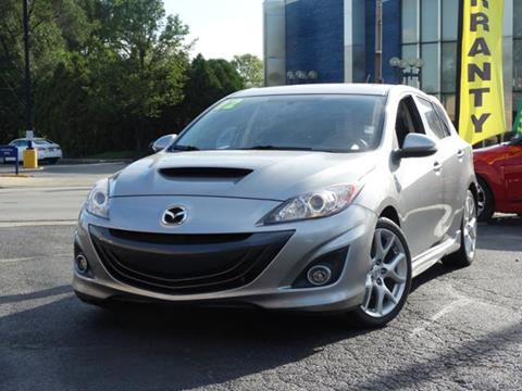 2012 Mazda MAZDASPEED3 for sale in Brookfield, IL
