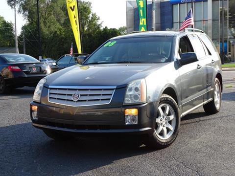 2008 Cadillac SRX for sale in Brookfield, IL