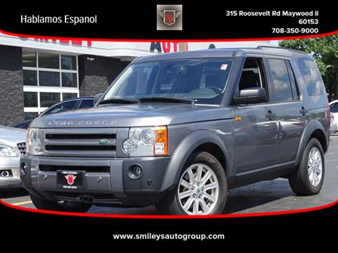 2007 Land Rover LR3 for sale in Maywood, IL