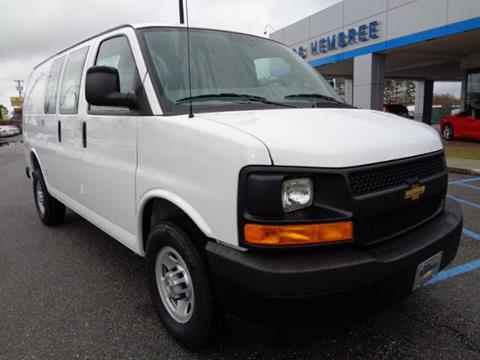 2017 Chevrolet Express Cargo for sale in Guntersville, AL