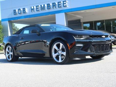 2017 Chevrolet Camaro for sale in Guntersville, AL