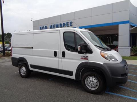 2017 RAM ProMaster Cargo for sale in Guntersville, AL