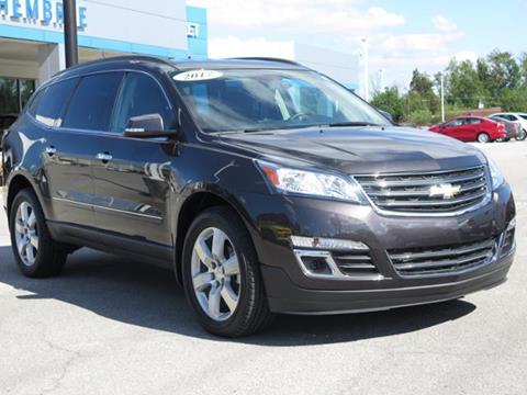 2017 Chevrolet Traverse for sale in Guntersville, AL