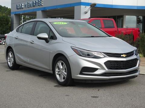 2017 Chevrolet Cruze for sale in Guntersville, AL