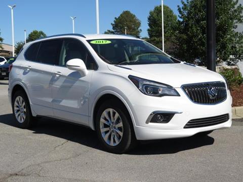 2017 Buick Envision for sale in Guntersville, AL