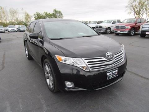2012 Toyota Venza for sale in Mount Vernon, OH