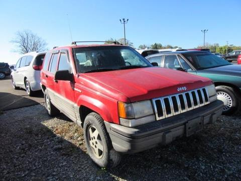 1993 Jeep Grand Cherokee for sale in Mount Vernon, OH
