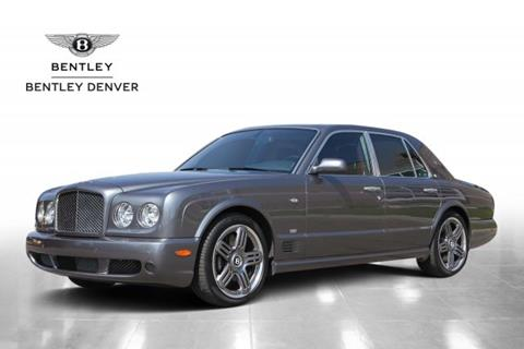 2009 Bentley Arnage for sale in Highlands Ranch, CO