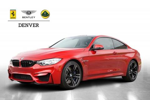 2016 BMW M4 for sale in Highlands Ranch, CO