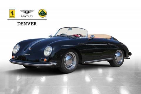 1957 Porsche 356 Speedster for sale in Highlands Ranch, CO