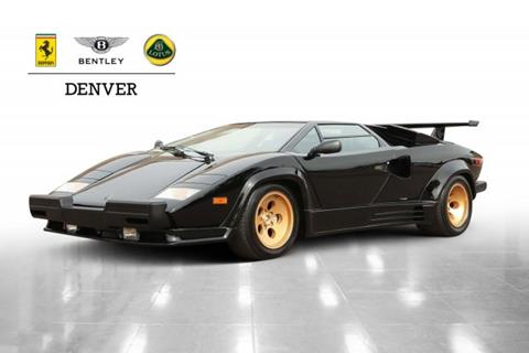 Lamborghini Countach For Sale Carsforsale Com