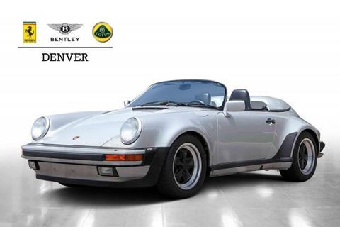 1989 Porsche 911 For Sale in Kentucky - Carsforsale.com