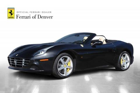 2016 Ferrari California T for sale in Highlands Ranch, CO
