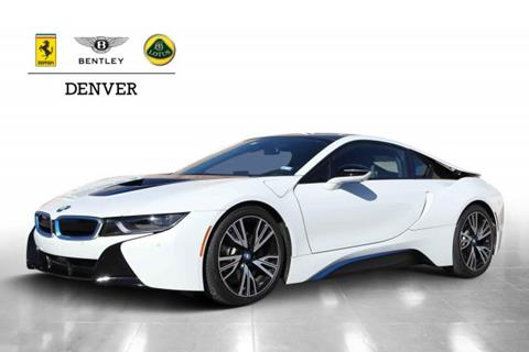 BMW I For Sale In Colorado Carsforsalecom - 2015 bmw i8 for sale