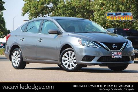 2017 Nissan Sentra for sale in Vacaville, CA