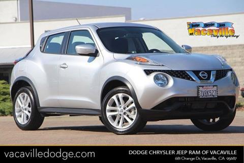 2017 Nissan JUKE for sale in Vacaville, CA