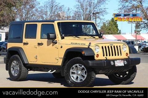 Jeep Wrangler For Sale in Vacaville, CA - Carsforsale.com