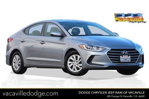 Used Hyundai For Sale In Vacaville Ca Carsforsale Com