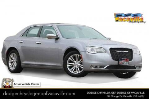 2016 Chrysler 300 for sale in Vacaville, CA