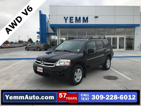 2008 Mitsubishi Endeavor for sale in Galesburg, IL