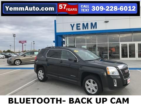 2014 GMC Terrain for sale in Galesburg, IL
