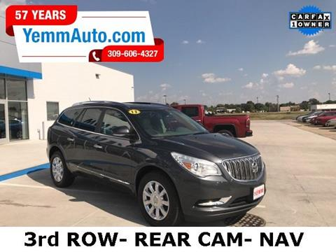 2013 Buick Enclave for sale in Galesburg, IL