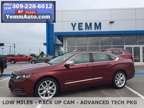 2017 Chevrolet Impala for sale in Galesburg, IL