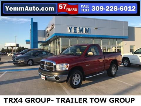 2008 Dodge Ram Pickup 1500 for sale in Galesburg, IL