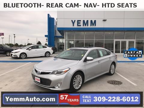 2013 Toyota Avalon Hybrid for sale in Galesburg, IL