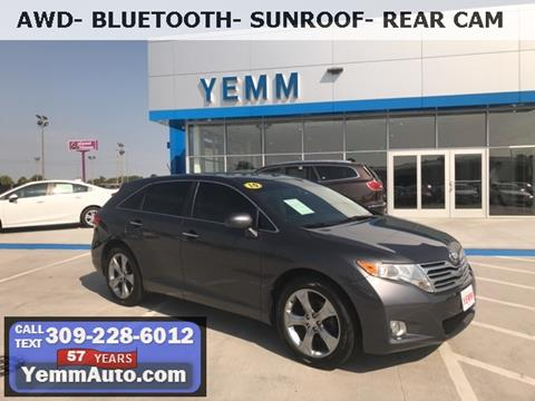 2010 Toyota Venza for sale in Galesburg, IL