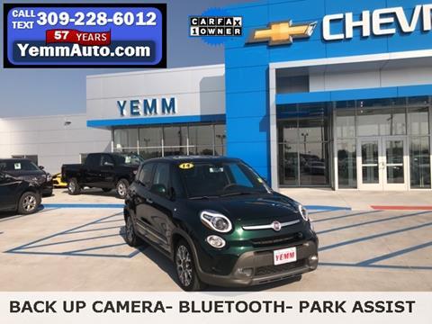 2014 FIAT 500L for sale in Galesburg, IL