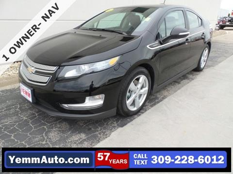 2015 Chevrolet Volt for sale in Galesburg, IL
